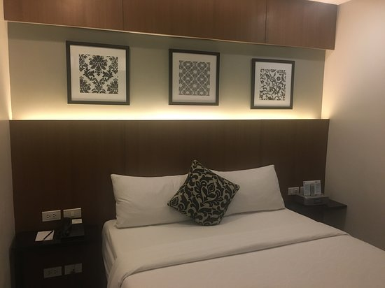 St. Mark Hotel: Deluxe room