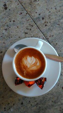 Invorio, Italia: Cafe Camille