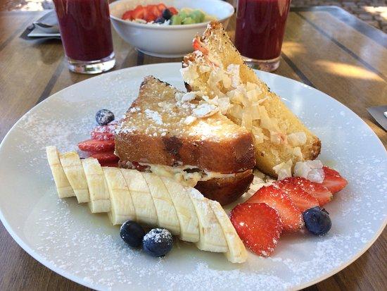 Bella Vida Cafe: 'French toast'