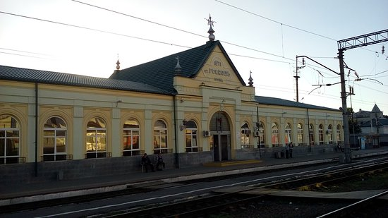 Rossosh Railway Station