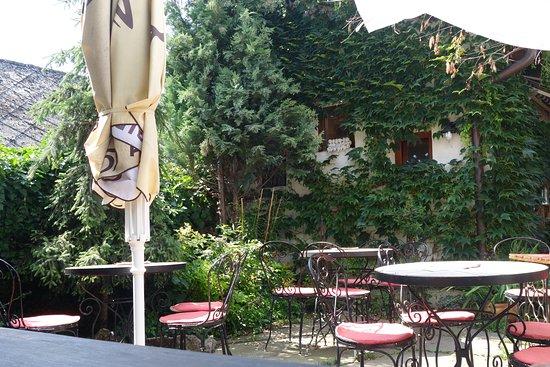 Garten Picture Of Cafe Eden Bratislava Tripadvisor