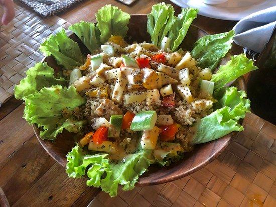 The Nesting Table: Quinoa Salad