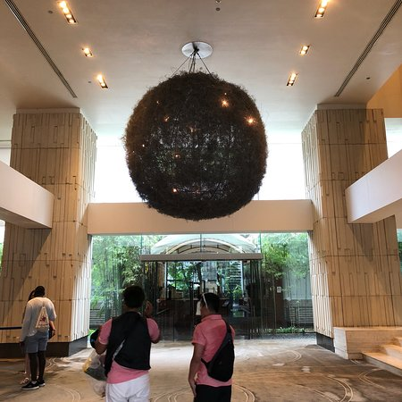 曼谷希尔顿千禧酒店照片