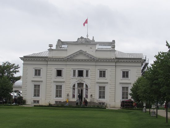 Užutrakis Manor Estate (The Tyszkiewicz Palace)