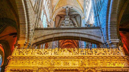 阿维拉大教堂照片