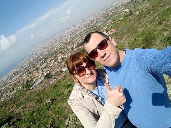 Russian Guide in Naples Olga Ginatulina: Русский гид в Неаполе Ольга Гинатулина
