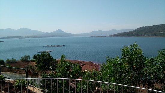Pavana Lake: Lake view
