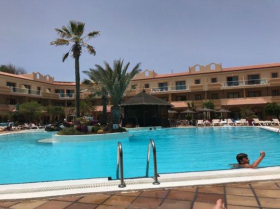 Costa de Antigua, Spain: Pool