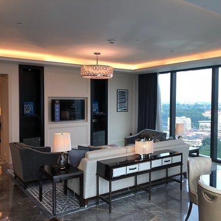 瑞吉吉隆坡酒店照片