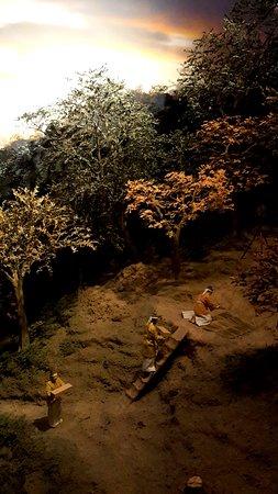 Shimane Museum of Ancient Izumo: 縮小模型人物