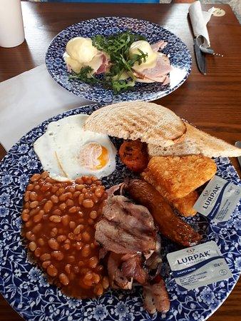 Downham Market, UK: Breakfast at under £11.00 beat that.