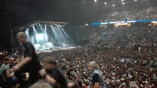 AccorHotels Arena Foto