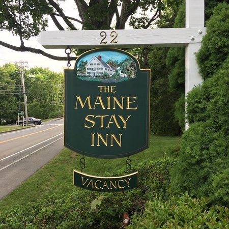 Camden Maine Stay Inn Foto