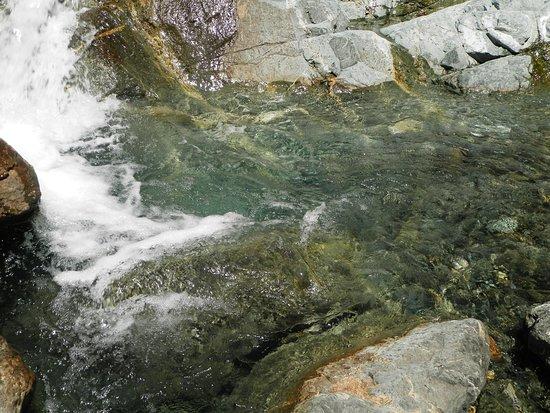 Xiropotamos Natural Pools: Pool