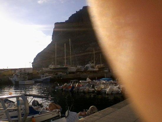 Puerto de Mogan照片