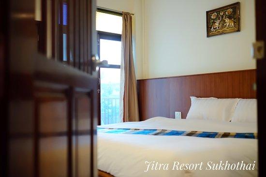Jitra Resort: ห้องเตียงเดี่ยว One bedroom