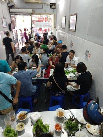 Bun Cha Huong Lien照片