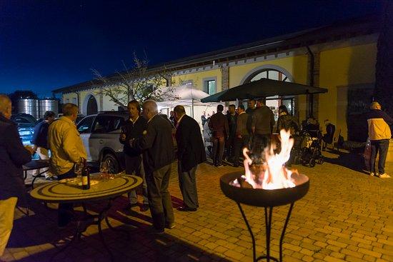 Clauiano, Italia: Uno scorcio della festa di fine vendemmia