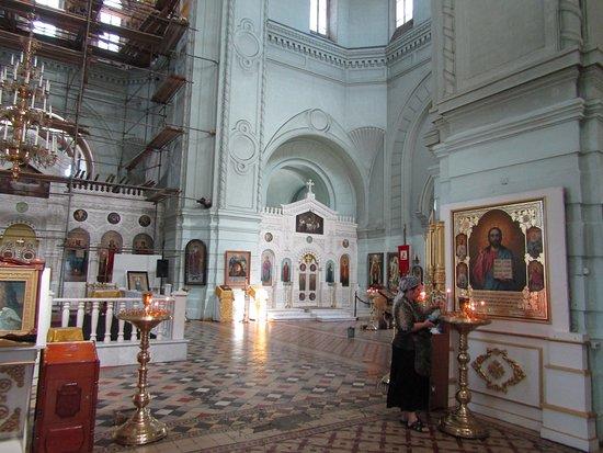 Cathedral of St. Vladimir: внутри