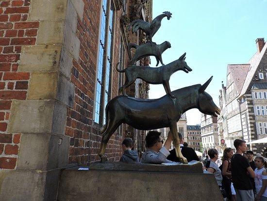 Town Musicians of Bremen (Bremer Stadtmusikanten)