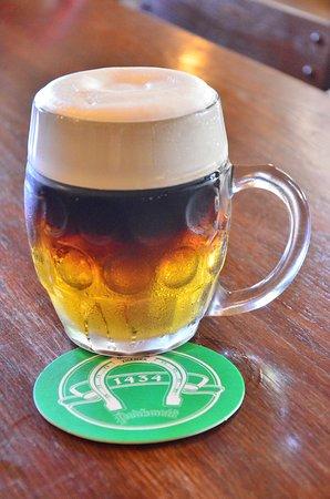 Kokorin, Czech Republic: Podkováňské řezané pivo