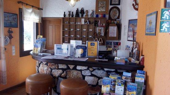Kalo Chorio, Greece: RECEPTION