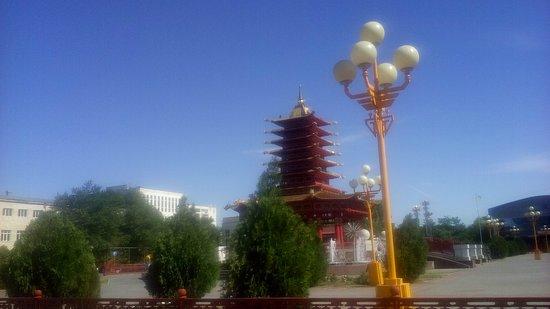 Пагода Семи дней: памятник
