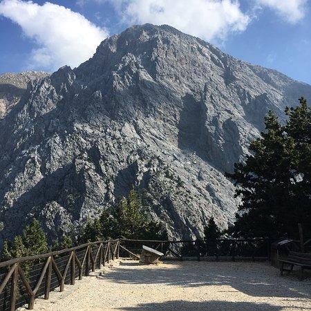 Summit of Gingilos照片