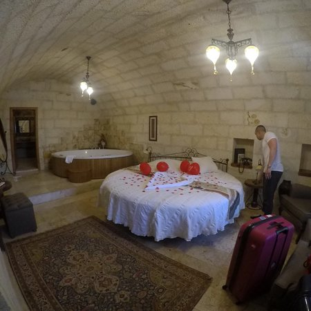 Mithra Cave Hotel Foto