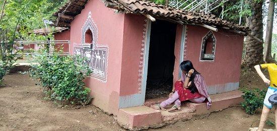 Bhawanipatna, Hindistan: Love the creative idea