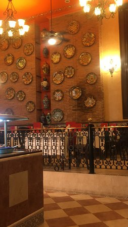 Hotel Riu Palace Pacifico Guacamole Restaurant