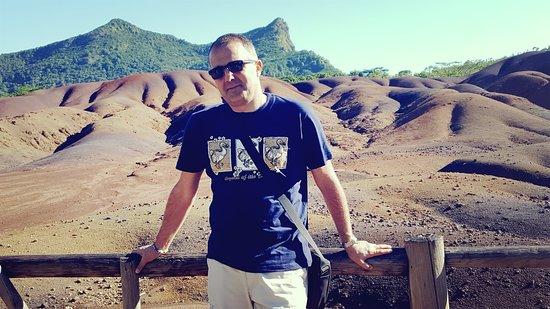 Mauritius: Chamarel