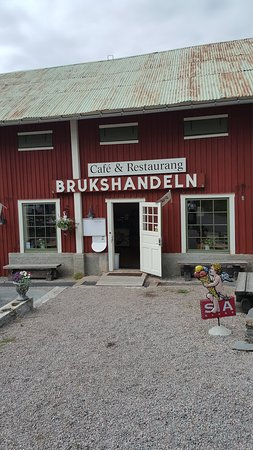 Gustavsfors, Suecia: Restaurang m. Café (stor uteservering och fullständiga rättigheter)