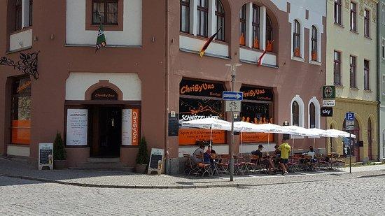 Merseburg, Alemania: Chrisyvas