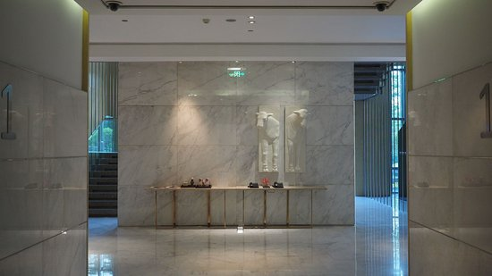 西安高新希尔顿酒店照片