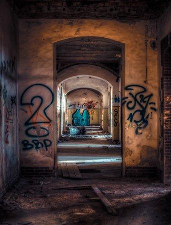 Aigues, Espanha: Innenansicht 5