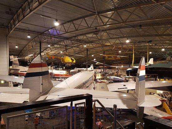 国家航空博物馆照片