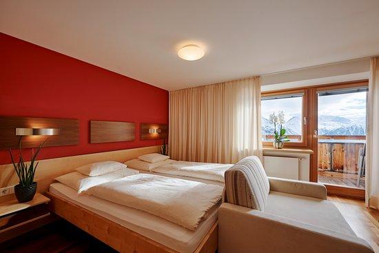 Hochsolden, Austria: Hochsölden Doppelzimmer  /  Balkon