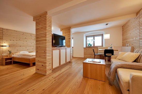 Hochsolden, Austria: Doppelzimmer Norden im 1. Stock  /  ohne Balkon