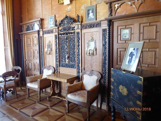 Palacio Vorontsov: Воронцовский дворцово-парковый комплекс