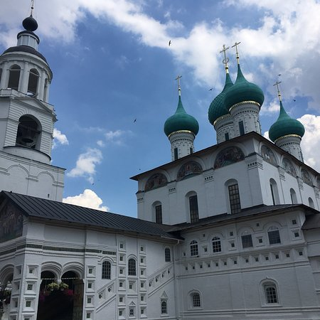 Vvedenskiy Tolga Convent Foto