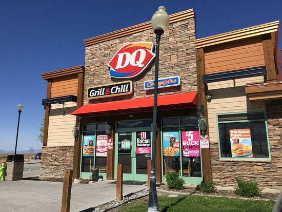 Dairy Queen Grill & Chill, Perry, UT