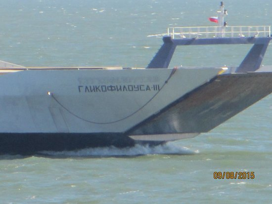 Ferry Port Krym - Port Kavkaz张图片