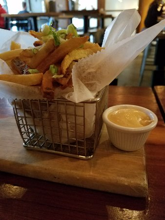 Shojo Restaurant: French fries