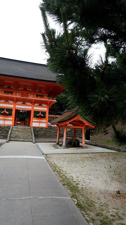 Hinomisaki Shrine照片