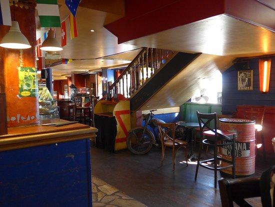 Brest, Casa Havana, interior