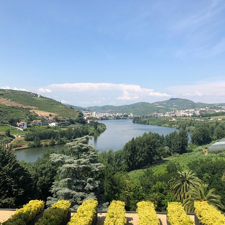 Six Senses Douro Valley: View from room and grounds