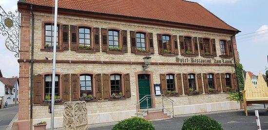 Goennheim, Alemania: Aussenansicht