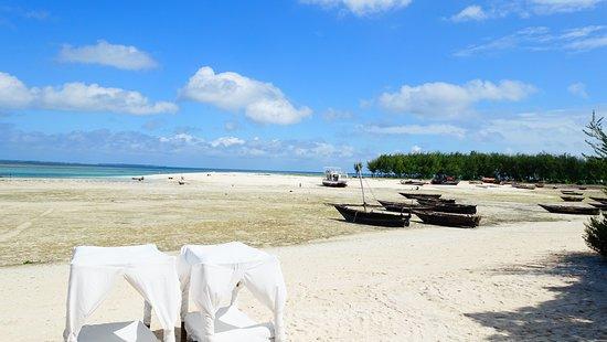 Plage à Marée Basse Picture Of Kilindi Zanzibar Kendwa Tripadvisor