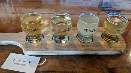 Sociable Cider Werks照片